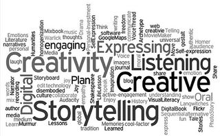 Storytelling cloud