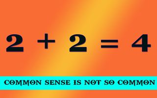 Common-sense 01