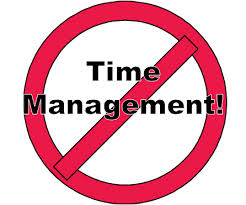 No time management01